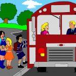 le bus scolaire